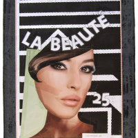 "COLLAGE ""LA BEAUTÉ"" 25/40"
